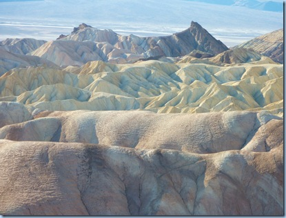 Death Valley Nat'l Park Zabriskie Point 2