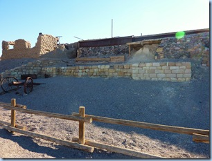 Death Valley Nat'l Park Borax Ruins 1