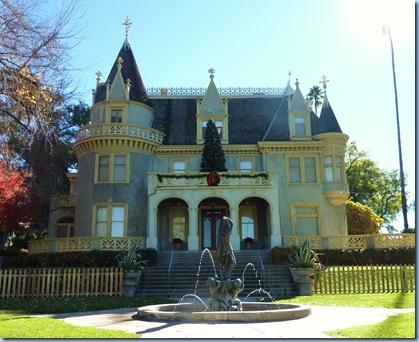 Kimberly Crest Historic Monument