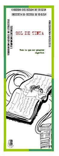 """Revista """"Sol de Tinta""""  1"""