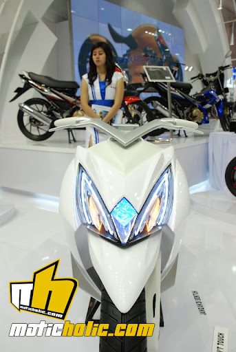 Jakarta Motorcycle Show 2008