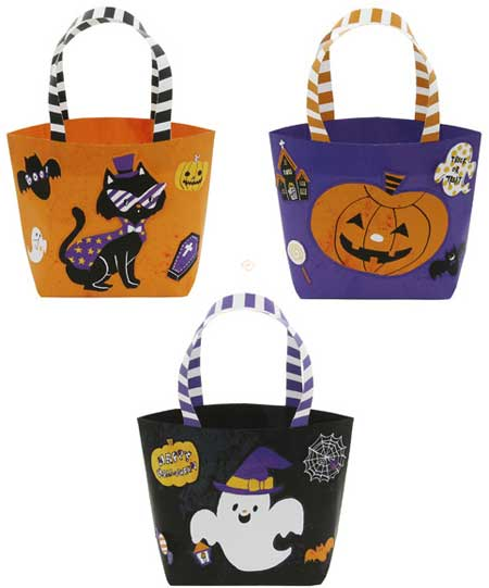2010 Halloween Bag Papercrafts