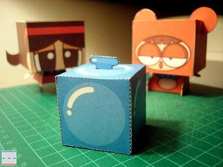 PopTag Papercraft