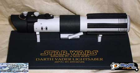 Darth Vader Lightsaber Papercraft