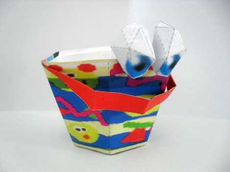 Banjo Kazooie Leaky Papercraft