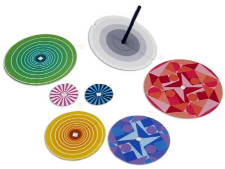 Japanese Spinning Top Papercraft