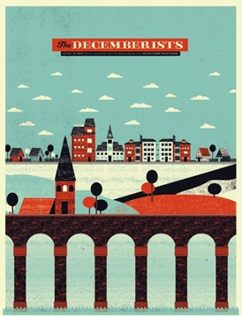 silent_giants_the_decemberists_poster