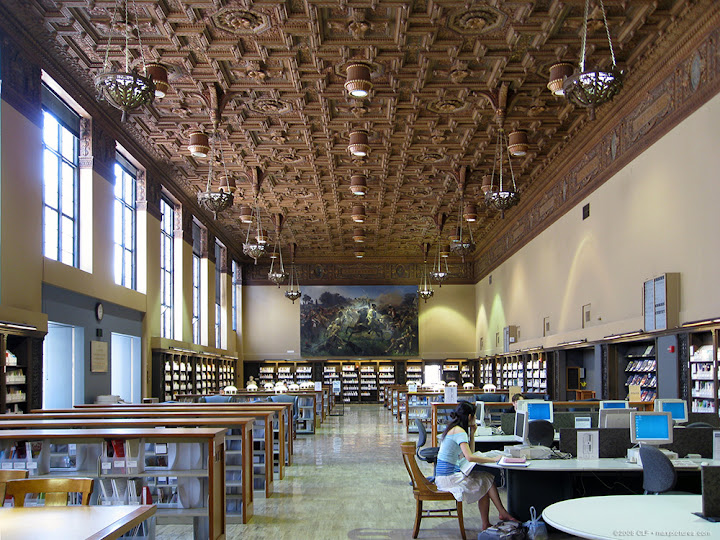 Heyns Reading Room