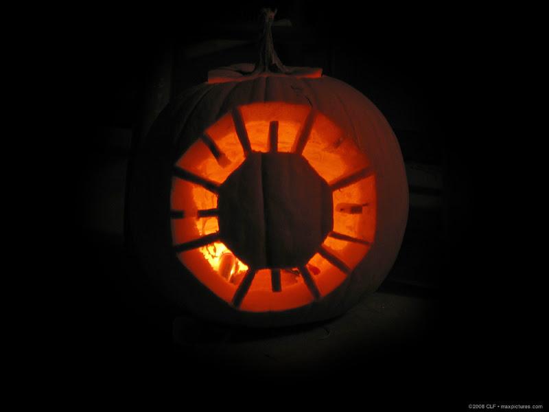 Dharma pumpkin