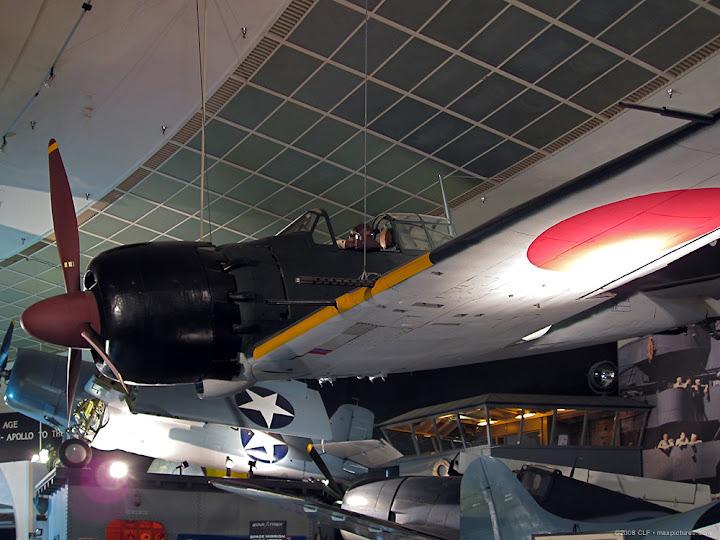 Mitsubishi A6M7 Zero-sen