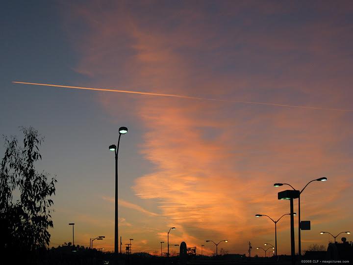Sky over Richmond