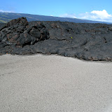Where the lava meets the road