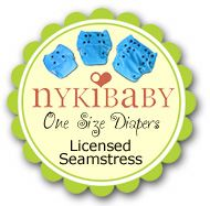 Diaper Sewing License Information