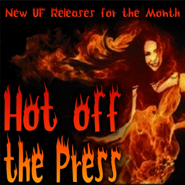 Hot off the Press: New UF Releases for March