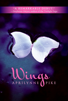 Review: Wings by Aprilynne Pike