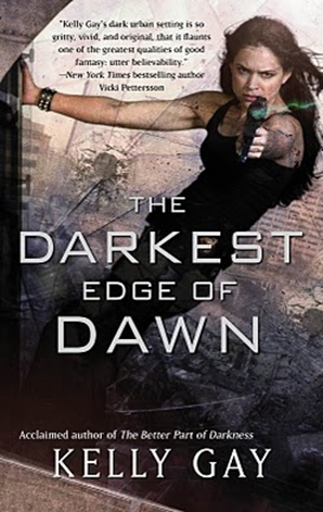 Cover Art: The Darkest Edge of Dawn by Kelly Gay