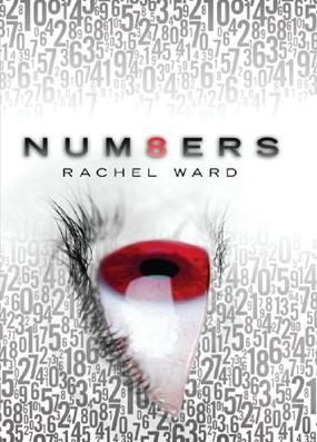 Review & Giveaway: 3 copies of Num8ers by Rachel Ward