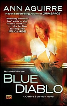 Review: Blue Diablo by Ann Aguirre