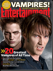 EW Cover Story: Hungry For Vampires
