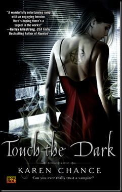 Mini Review: Touch the Dark by Karen Chance