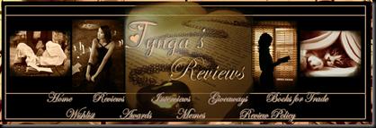 Top 3 Blogs for Urban Fantasy Readers: #3 Tynga's Urban Fantasy Reviews