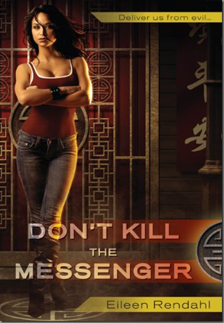 Cover Art: Don't Kill The Messenger by Eileen Rendahl