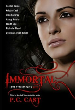 Review: Immortal Edited by P. C. Cast
