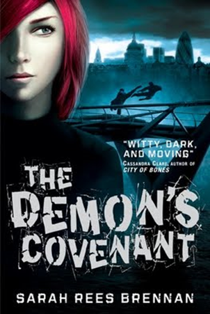 Cover Art: The Demon's Covenant by Sarah Rees Brennan