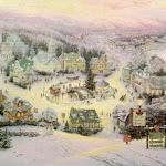 Christmas - Thomas Kincade St. Nicholas Circle.jpg