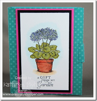 gift flower book