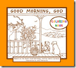 Good Morning God coloring