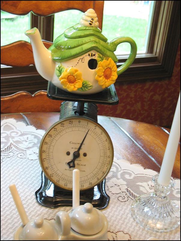 scale,teapot