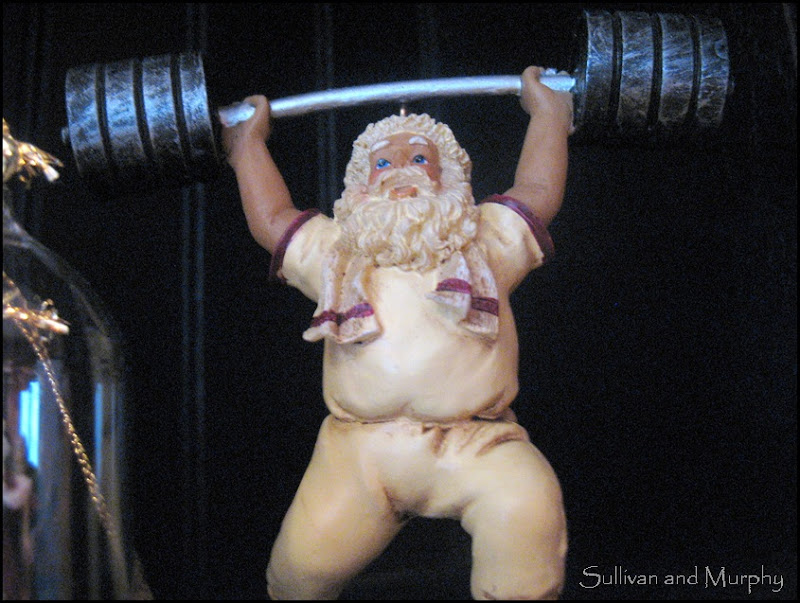 workout santa