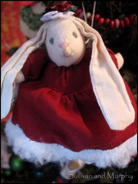 mrs santa bunny