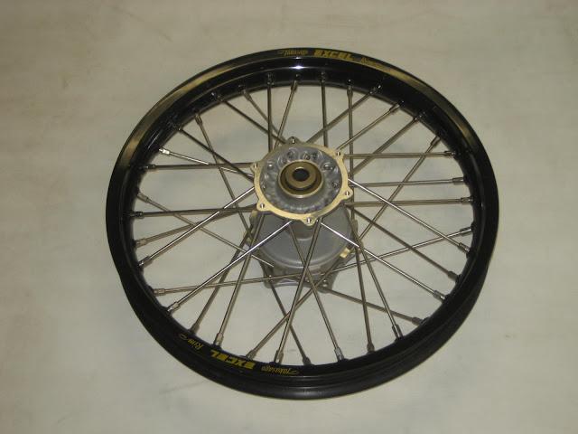 KTM 125-640 Rear 19in wheel