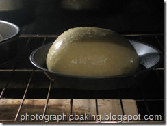 Dough baking