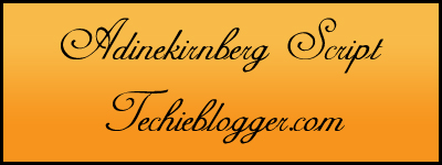 Adinekirnberg script - calligraphy Fonts