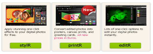 Flauntr Online Image editor