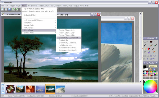 Photobie 6.0 Free image editing Tool