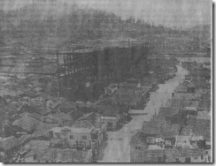 Favela do Esqueleto (Atual UERJ) - Início dos Anos 30