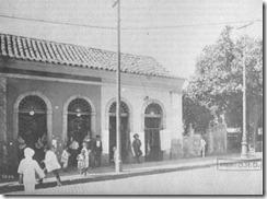 Largo do Rio Comprido – Início do Séc. XX