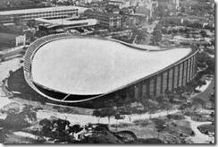 Pavilhão de São Cristóvão - 1956