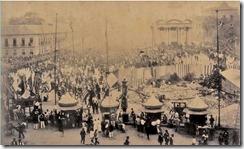 Praça da República – 15 de Novembro de 1889 (Proclamação da República)