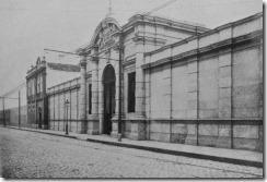 Rua Frei Caneca (Casa de Detenção) - 1910