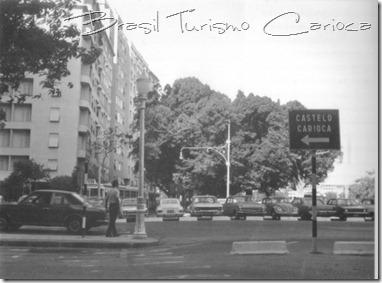Av. Beira Mar esq. com Pres. Antônio Carlos, 1974