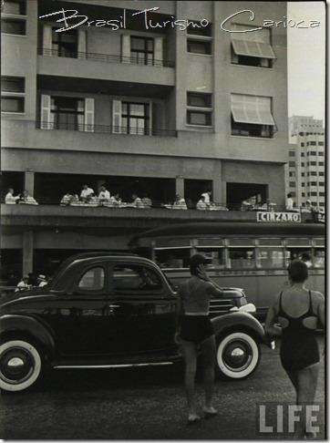 Bar e Restaurante OK, Lido anos 30