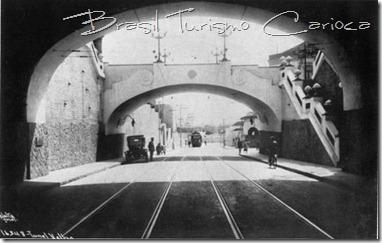 Túnel Velho, boca de Botafogo 1927