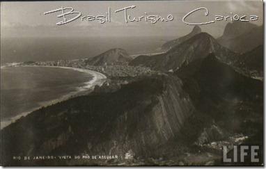 Vista do Pão de Açúcar, anos 30