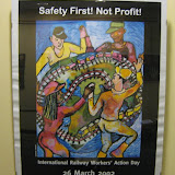 Health and Safety Posters presented by Stephen Lewis Including This Poster Safety First Not Profit
