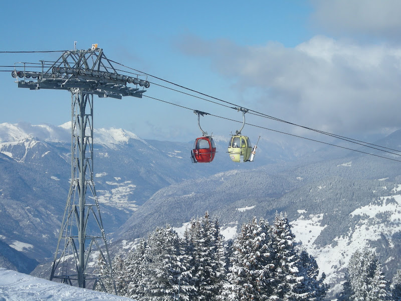 Photo of  Meribel 1r dia - La Tania i Courchevel